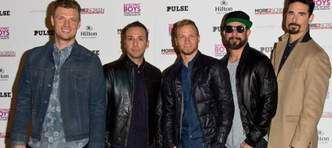 backstreetboys amsterdam
